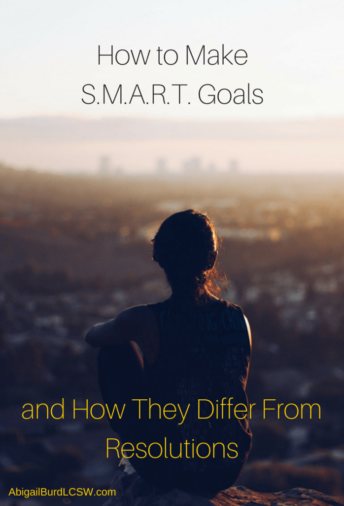 How to Make SMART Goals