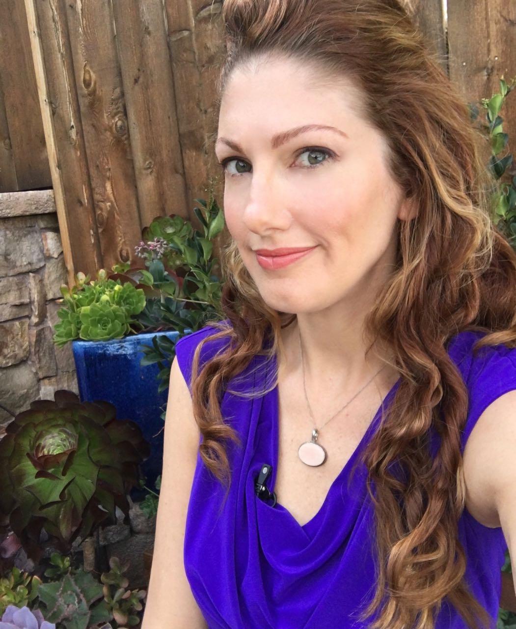 San Diego Mental Health Expert for TV News - Psychotherapist Abby Burd
