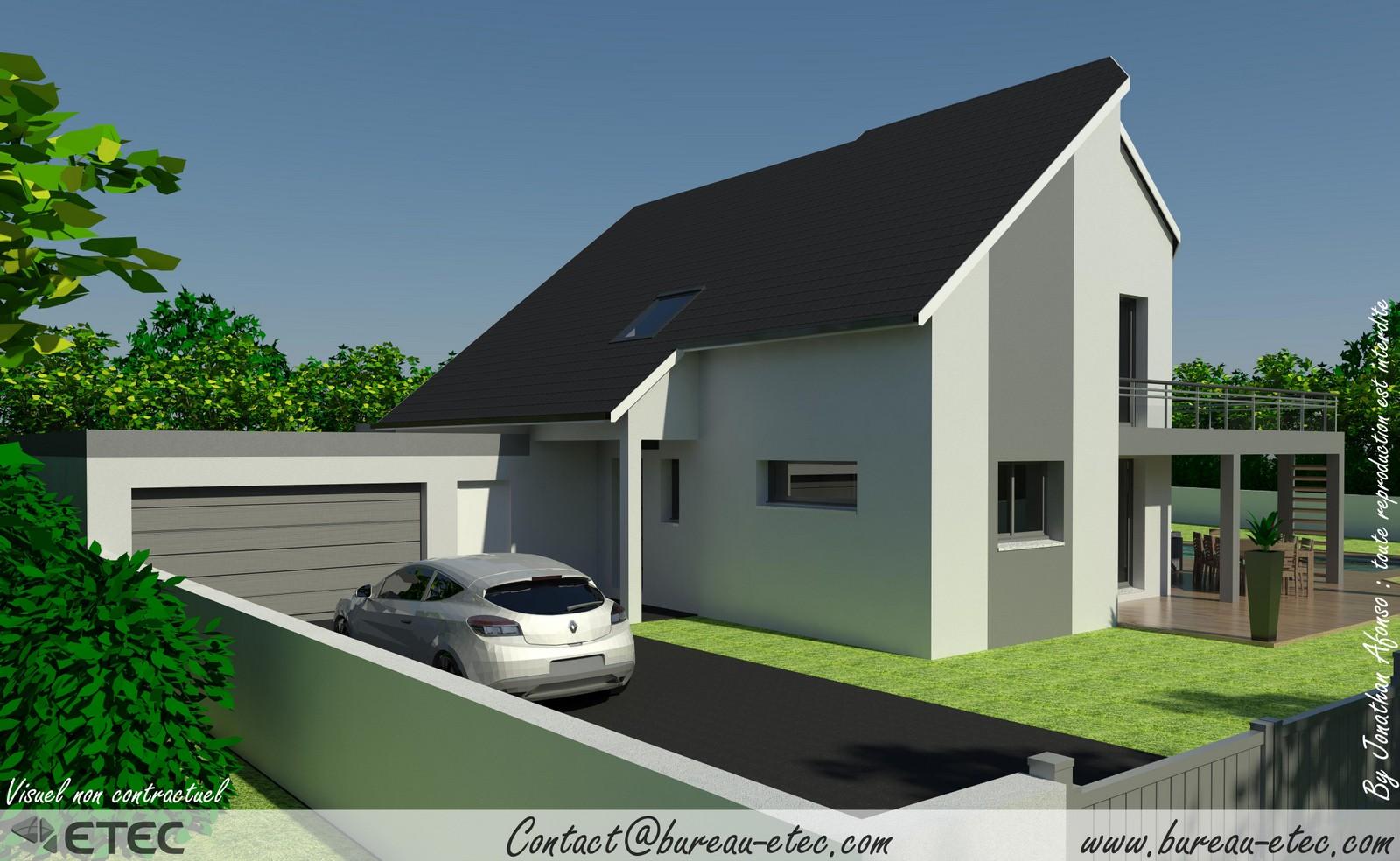 Maison Moderne Belgique - Décoration de maison idées de design d ...
