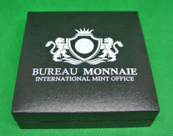Boite bureau monnaie