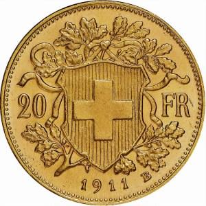 20 francs suisse vreneli en or