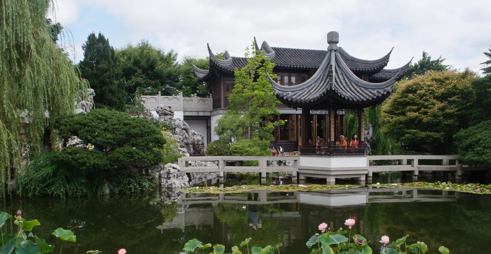 Lan Su Chinese Garden  Bureau of Betterment