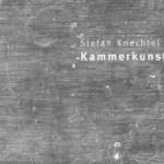 """Knechtel """"Knechtel – Kammerkunst"""" Graphik (Museum Burg Posterstein 2000)"""