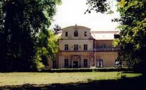 Le château de Tannenfeld en 2000 (Foto: Museum Burg Posterstein)