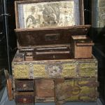 Reisebureau aus dem 17. Jahrhundert (Museum Burg Posterstein)