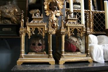 St. Ursula in Köln – Kapelle aus Knochen