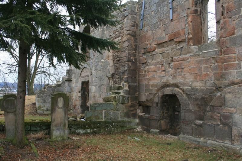 Ruine Rhoden Nordhessen