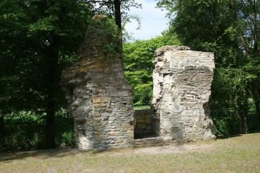 Lippstadts Ruinen: Burg Lipperode