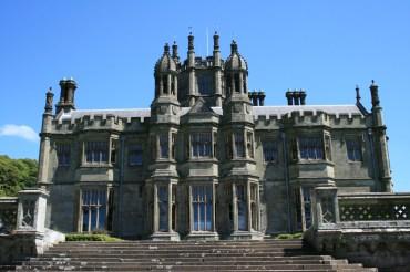 Margam Castle – mit Dr. Who auf Geisterjagd