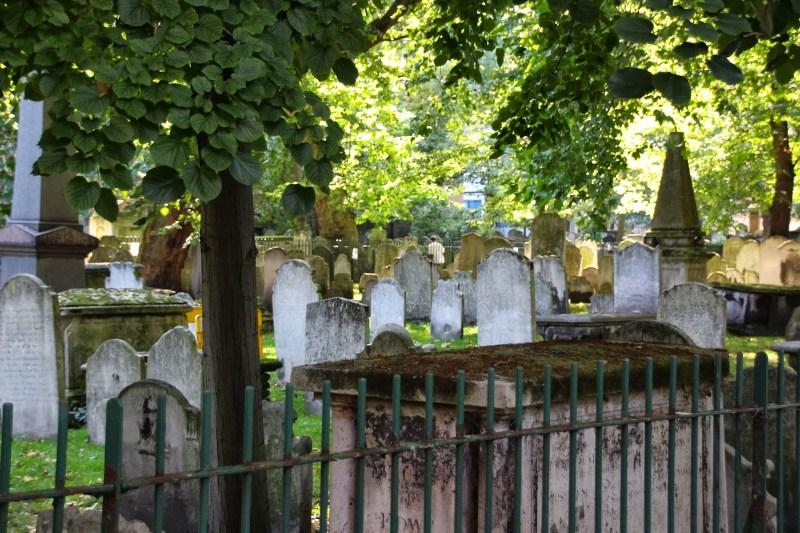 Bunhill Fields Cemetery