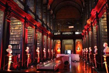 """Die """"Old Library"""" in Dublin"""