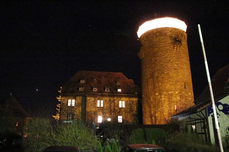 Trendelburg, Rapunzel Burg
