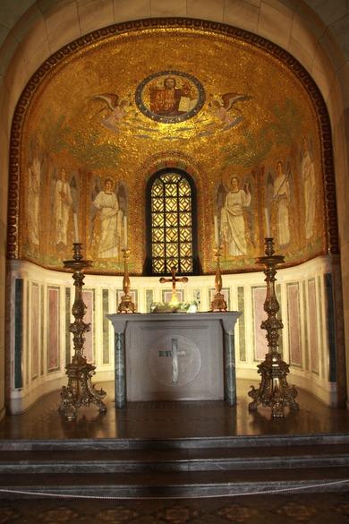 Mausoleum Bückeburg, Mausoleum der Fürsten zu Schaumburg-Lippe
