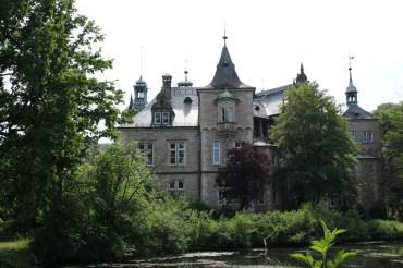 Schloss und Mausoleum Bückeburg