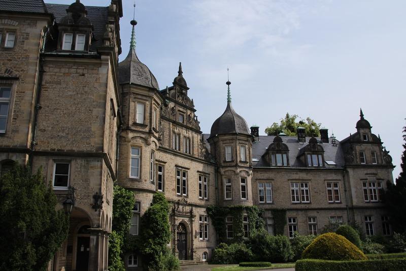 Schloss-Bückeburg, Schlösser der Weserrenaissance.
