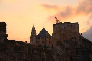 Jerusalem, eine kurze Zusammenfassung