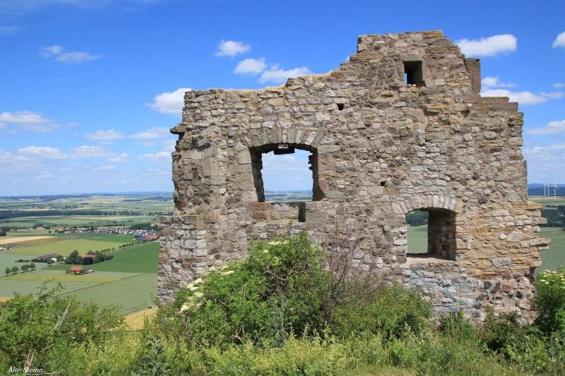Desenburg Burgruine Warburg Daseburg, Desenberg