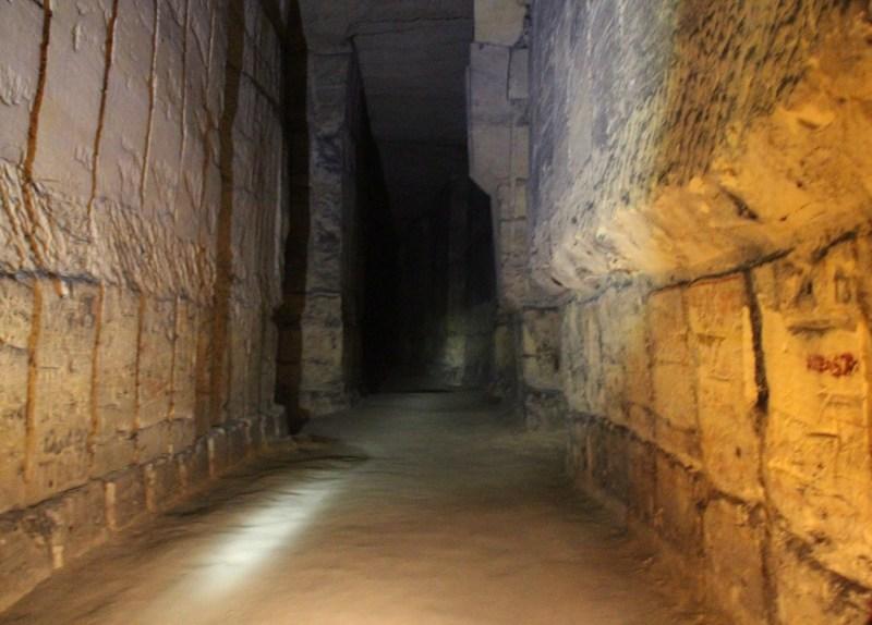 Maastricht unterirdische Gänge