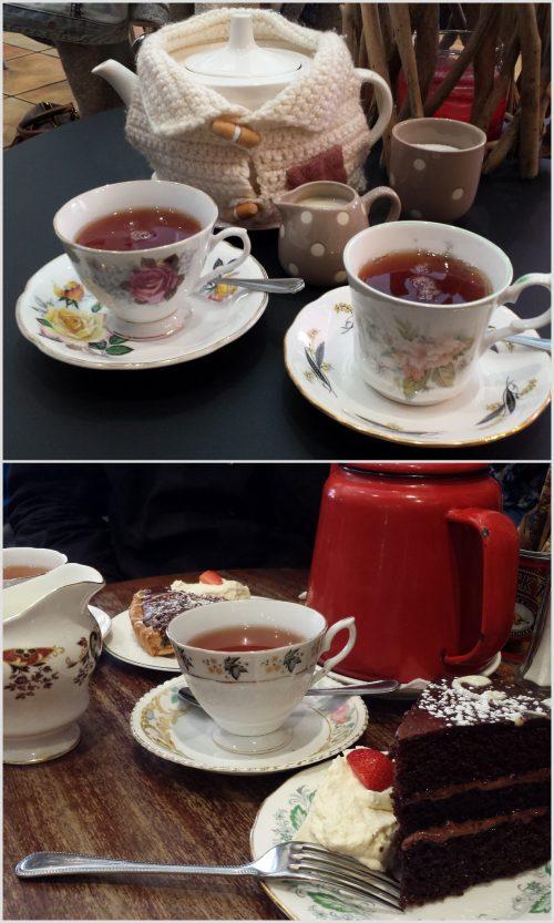 Irische-Tea-Time