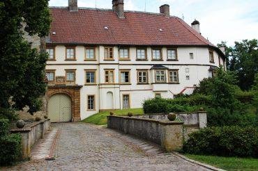 Schloss Rheda in Ostwestfalen