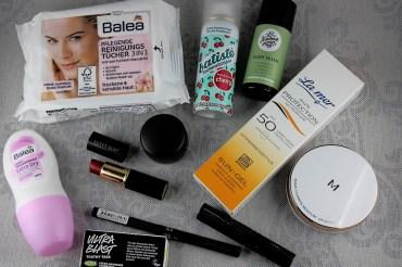 Festival-Kosmetik – Welche Kosmetik brauche ich im Zelt?