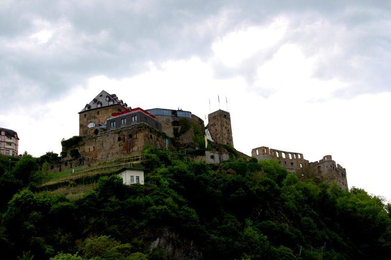 Burg Rheinfeld am Rhein, St. Goarshausen