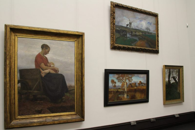 Kunsthalle Bremen, Kunstmuseum Bremen, Worpsweder Künstler in Bremen, Worpsweder Künstlerkolonie