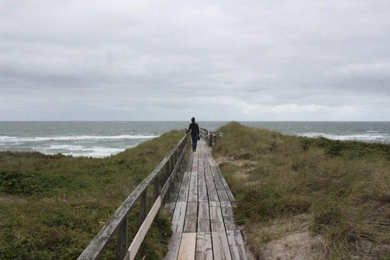 Meer und Einsamkeit