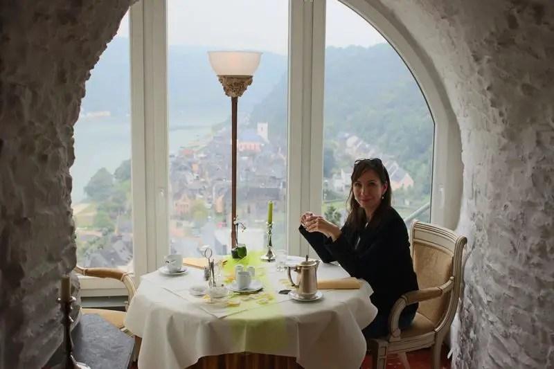 Restaurant im Romantik Hotel Schloss Rheinfels St. Goar