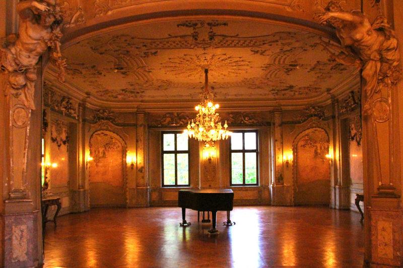 Innenräume im Schloss Bückeburg, Heiraten im Schloss Bückeburg