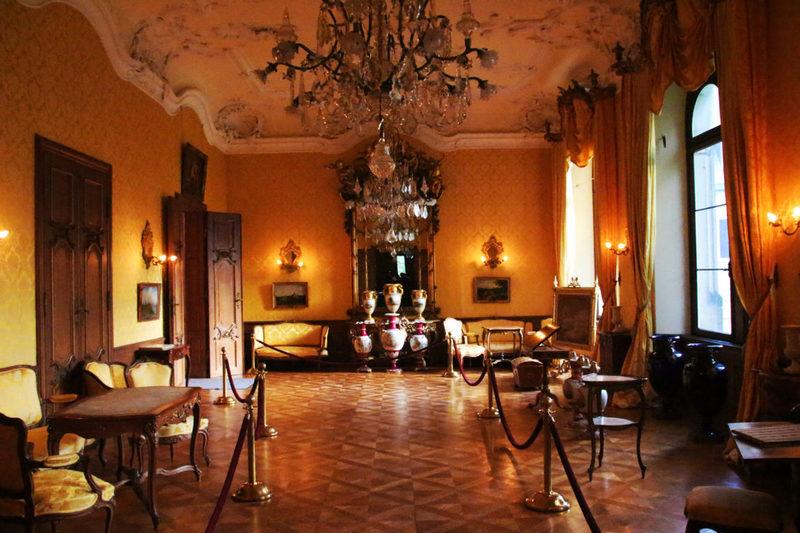 Gelber Saal, Heiraten im Schloss Bückeburg