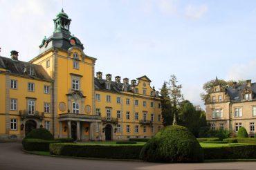 Schlösser im Weserbergland – Schloss Bückeburg mit Hofreitschule