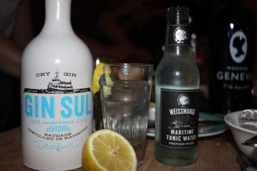 Gin-Tasting im Sputnik Paderborn