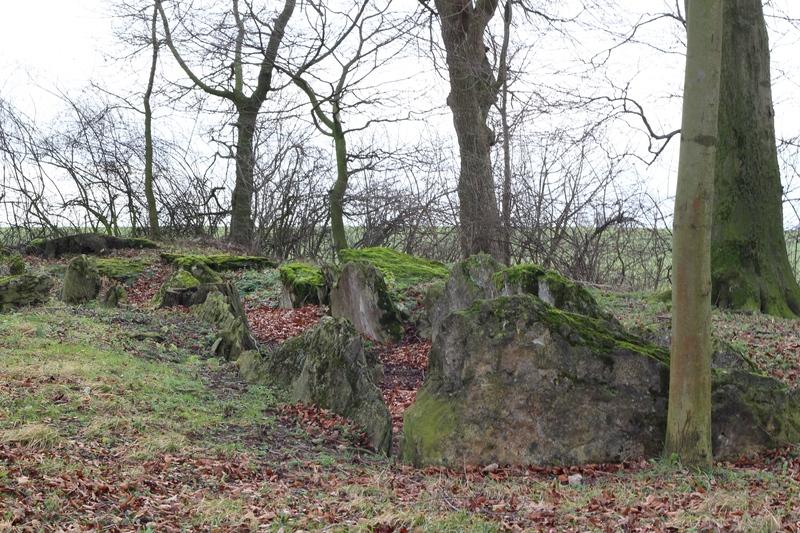 Steinkammergrab, Steinkistengrab, Dolmen, Megalith