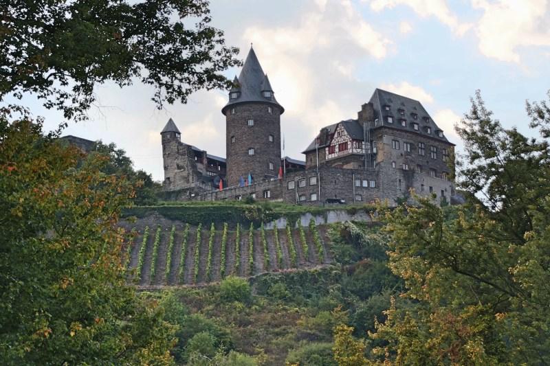 Jugendherberge, Burg Stahleck, Bacharach, Burghotel