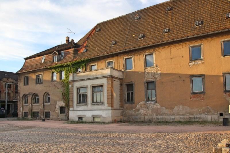 Schloss Burgwerben, Lost Place Saale Unstrut, Burgenlandkreis, Weißenfels