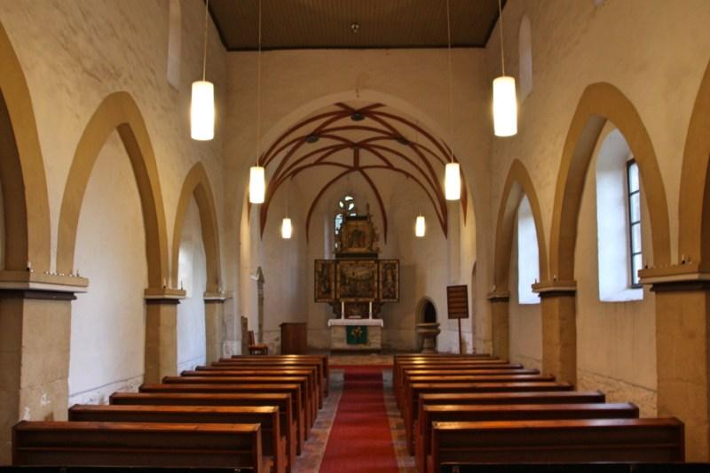 Romanische Kirche Weißenfels, Straße der Romanik, Ladegast Orgel,