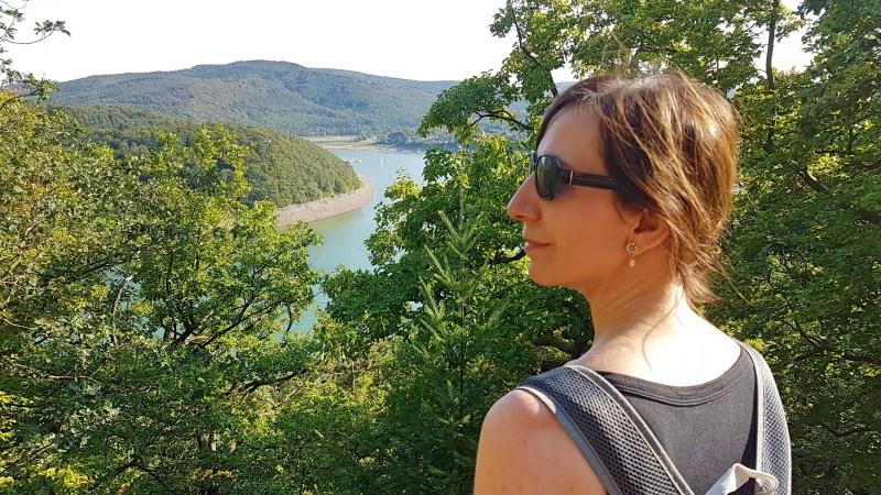 Wandern am Edersee, Nationalpark Kellerwald-Edersee