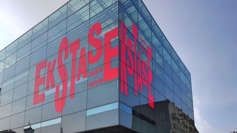 Kunstmuseum Stuttgart, Ausstellung Extase, Sehenswürdigkeiten Stuttgart, Museum in Stuttgart