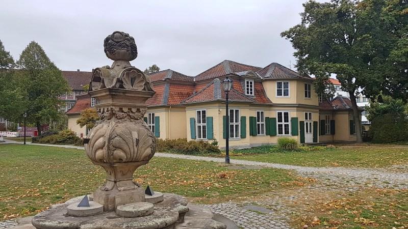 Haus von Gotthold Ephraim Lessing und Eva König, Sehenswürdigkeiten Wolfenbüttel
