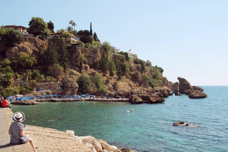 Sehenswürdigkeiten Antalya, Altstadt von Antalya