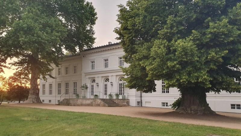 Schinkel-Schloss, Schlosspark, Hotel am Schloss Neuhardenberg, Neu Hardenberg