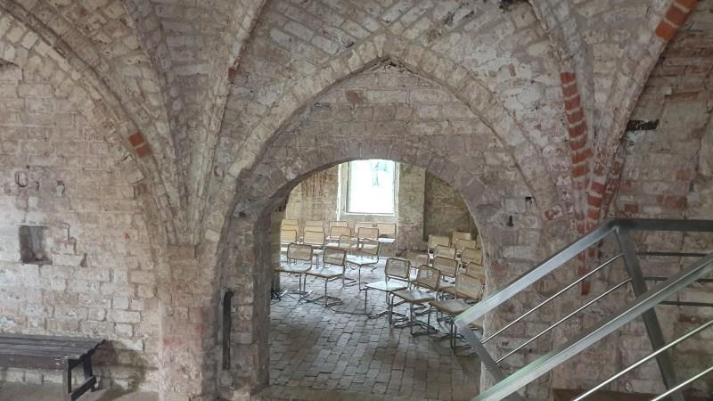 Klosterruine, Brandenburg, Oder-Spree, Ruinenromantik,
