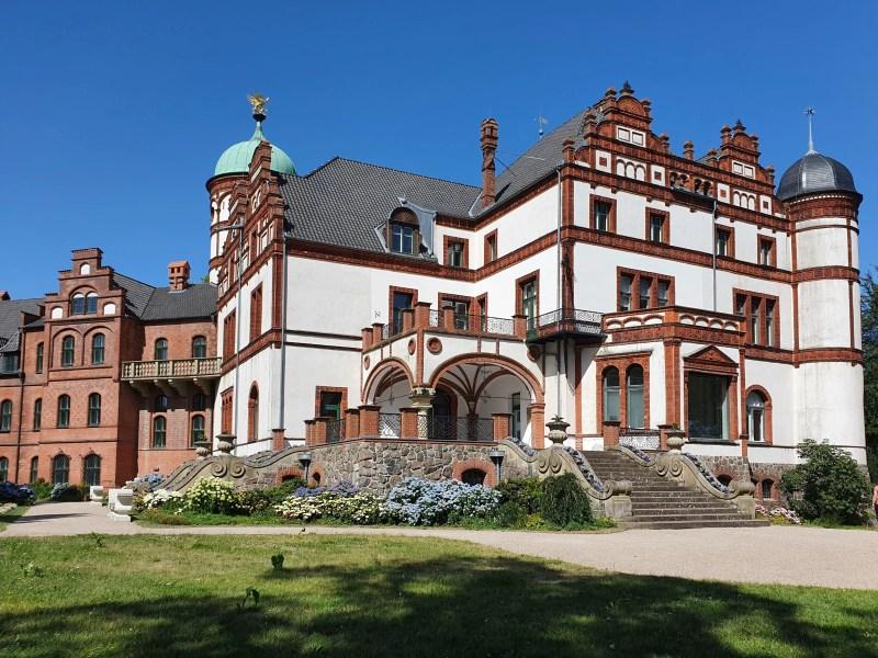 Sehenswert in Mecklenburg-Vorpommern, Burgen und Schlösser bei Schwerin