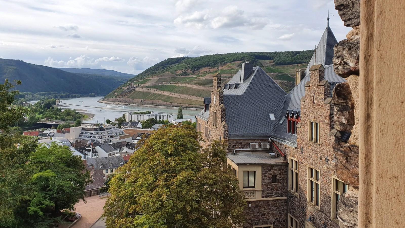Bingen am Rhein  - Was kann man in Bingen machen? Sehenswürdigkeiten Bingen