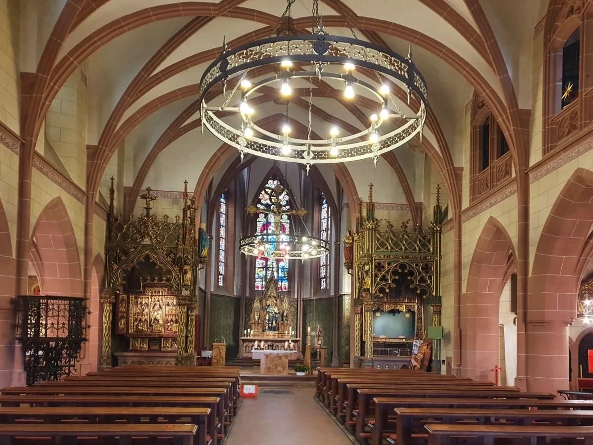 Rochus Kapelle, Rochus Wallfahrt, Bingen am Rhein, Sehenswürdigkeiten von Bingen,