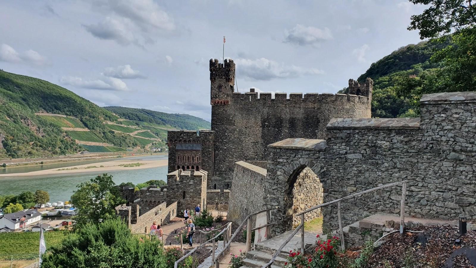 Burg Reichenstein, Burgen am Mittelrhein, Burgenblogger, Burgruine, Mittelrhein, Sehenswürdigkeiten am Mittelrhein