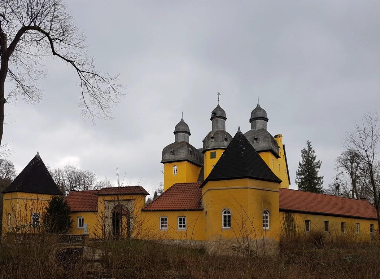 Sehenswürdigkeiten im Teutoburger Wald, Ausflugstipps im Teutoburger Wald, Schloss Holte,