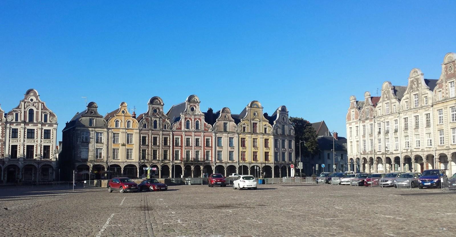 Sehenswürdigkeiten von Arras, Städte im Nord-Pas de Calais, Sightseeing in Arras