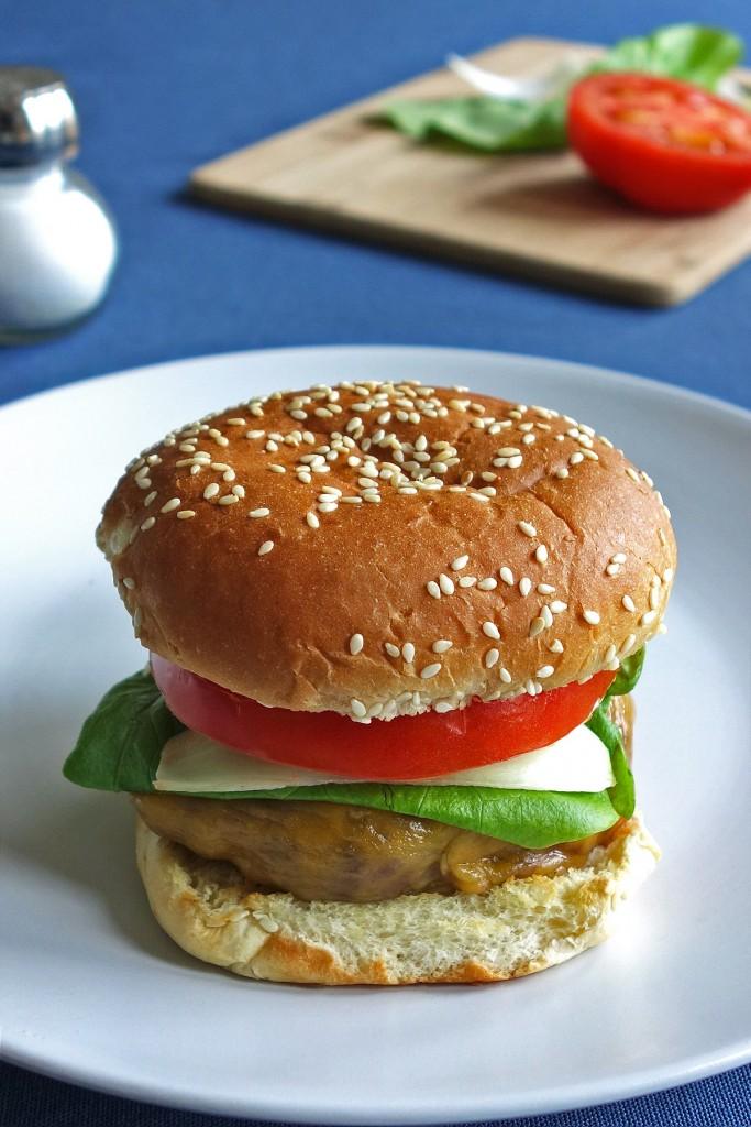gormet cheeseburger | burgerartist.com